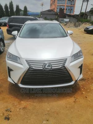 Lexus RX 2017 White | Cars for sale in Lagos State, Ojo