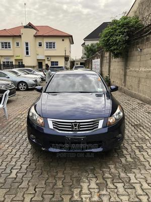 Honda Accord 2008 2.4 EX Blue   Cars for sale in Lagos State, Magodo