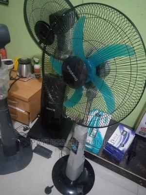 Duravolt Rechargeable Fan | Home Appliances for sale in Abuja (FCT) State, Maitama
