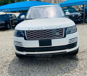 Land Rover Range Rover Vogue 2019 White | Cars for sale in Abuja (FCT) State, Central Business Dis
