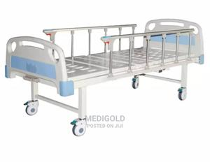 Single Crank ICU Hospital Bed | Medical Supplies & Equipment for sale in Lagos State, Amuwo-Odofin