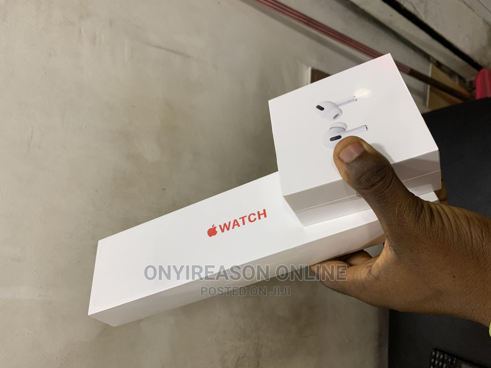 Iwatch Series 6   Smart Watches & Trackers for sale in Ikeja, Lagos State, Nigeria