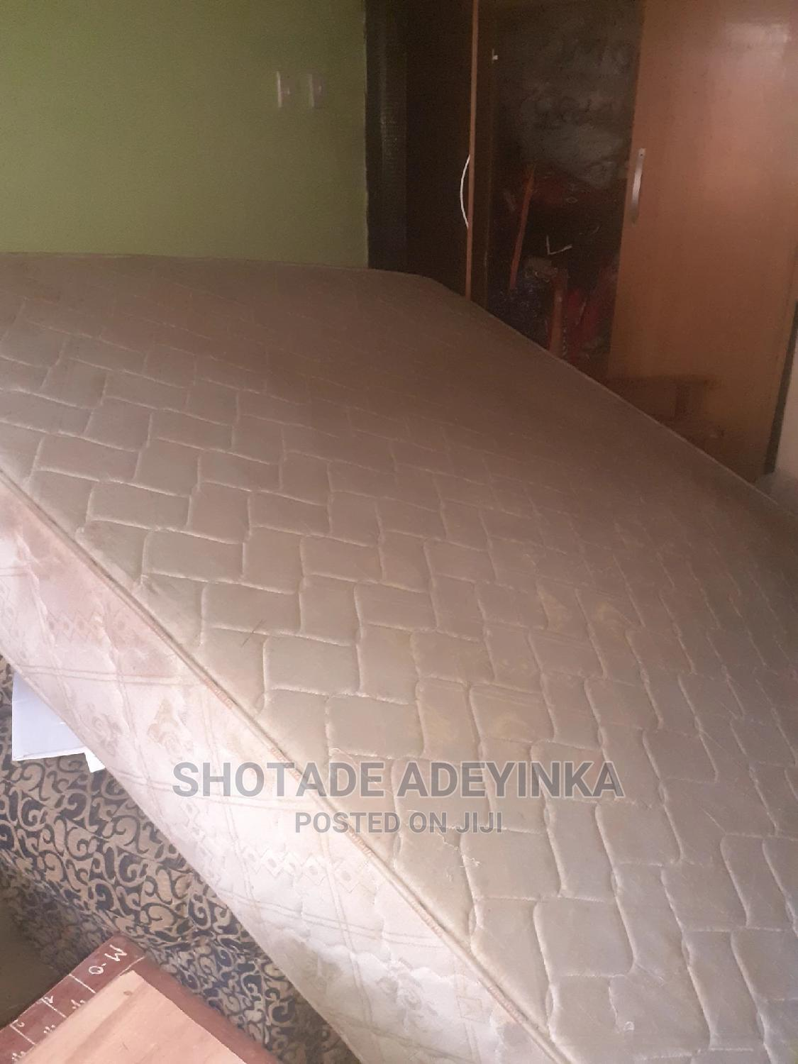 Archive: 6ft by 10inches Neatly Used Matress