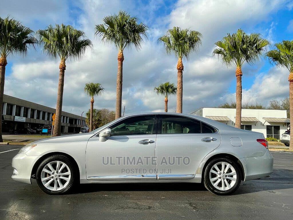 Archive: Lexus ES 2012 350 Silver