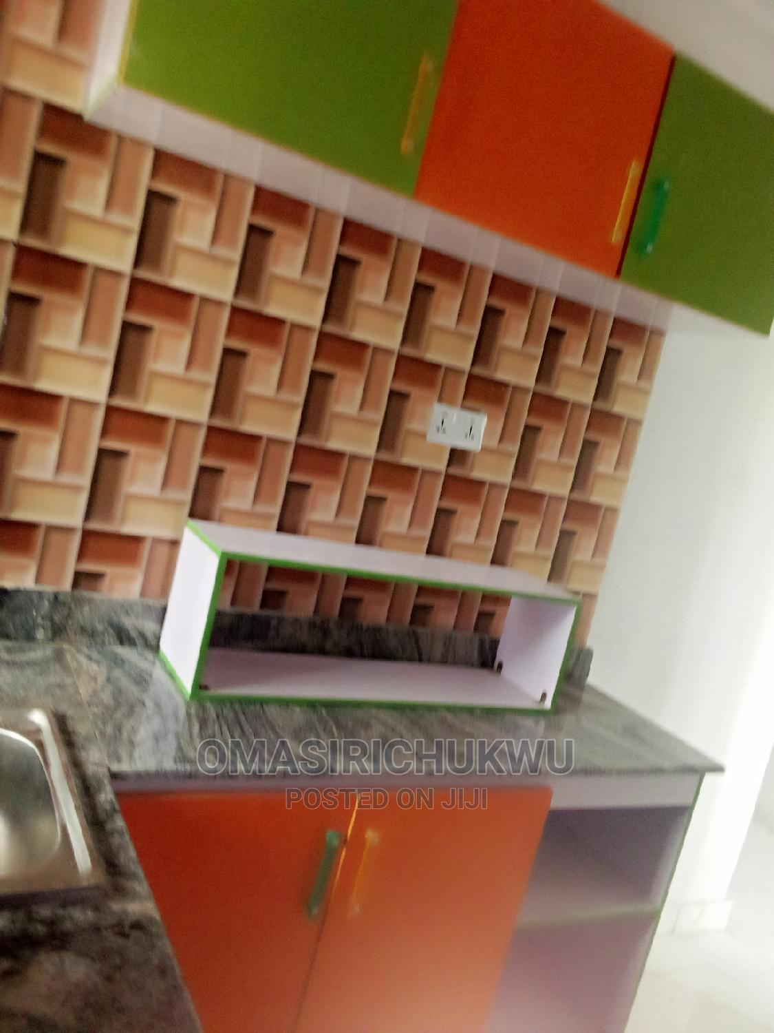 Standardly Built Luxury 2 Bedroom Flat in a Good Estate | Houses & Apartments For Rent for sale in Sangotedo, Ajah, Nigeria