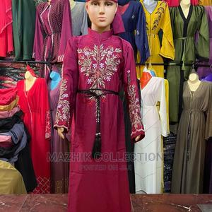 Abaya, Jalabia, Materials Crepe Plain and Flower, Vintage,   Clothing for sale in Kwara State, Offa