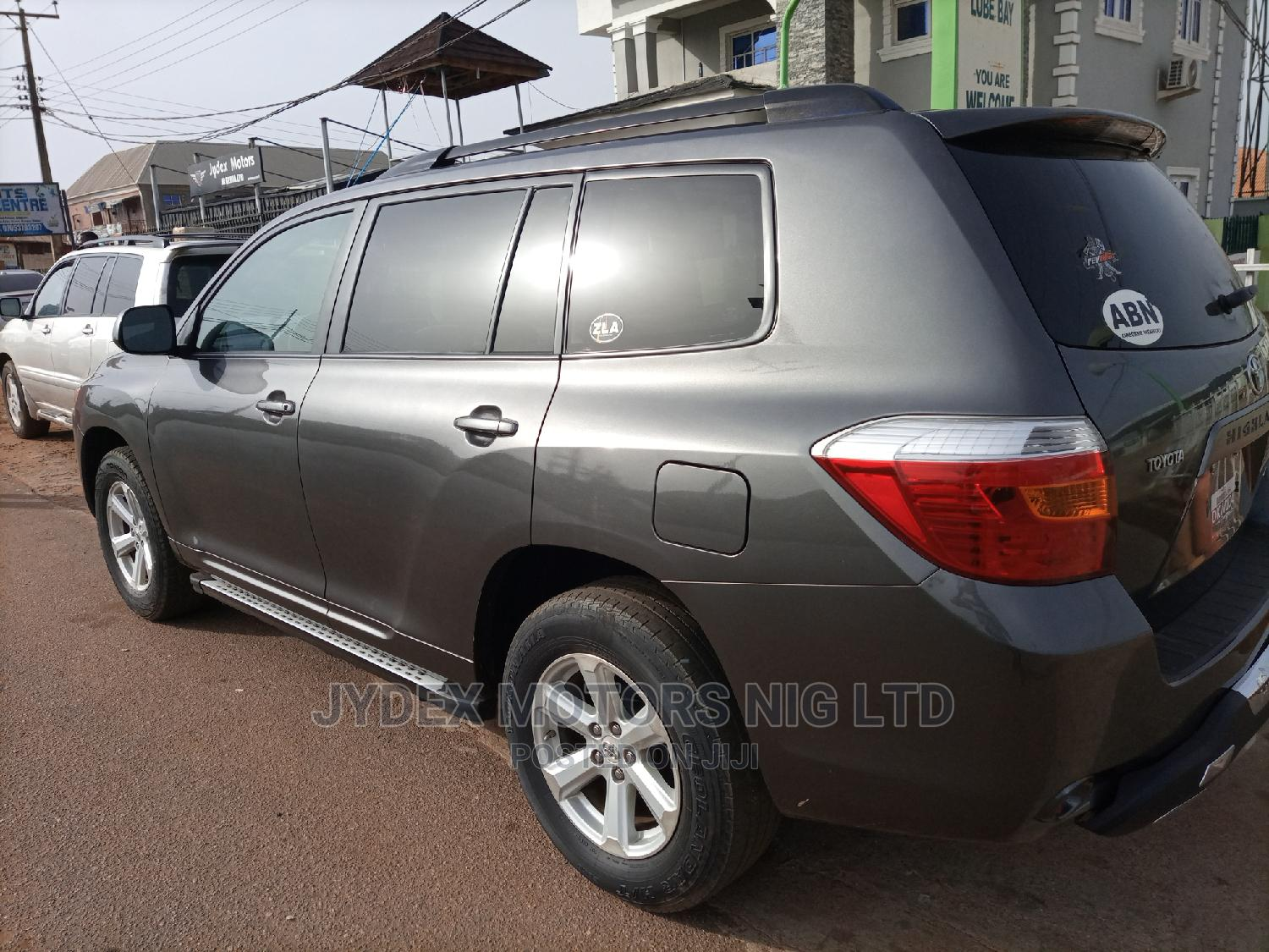 Toyota Highlander 2008 Gray | Cars for sale in Ilorin South, Kwara State, Nigeria