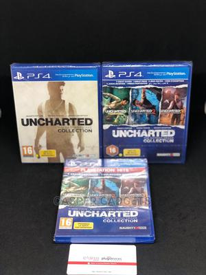 Uncharted: The Nathan Drake Collection | Video Games for sale in Lagos State, Ikeja