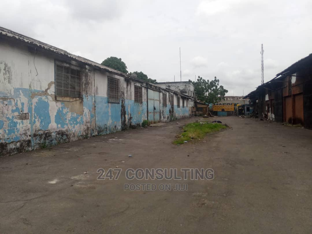 Archive: 2.297 Acres on Creek Road, Apapa. It Can Serve Any Purpose