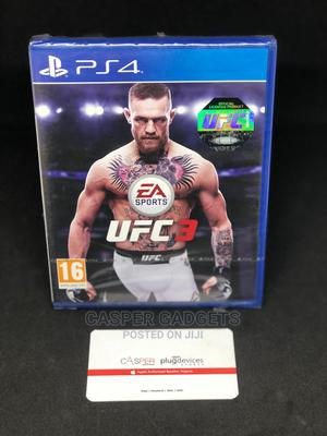 Ps 4 Ufc 3 | Video Games for sale in Lagos State, Ikeja