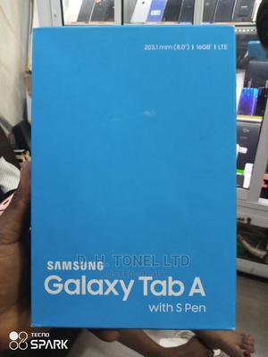 Samsung Galaxy Tab A 8.0 GB 16GB | Tablets for sale in Lagos State, Ikeja
