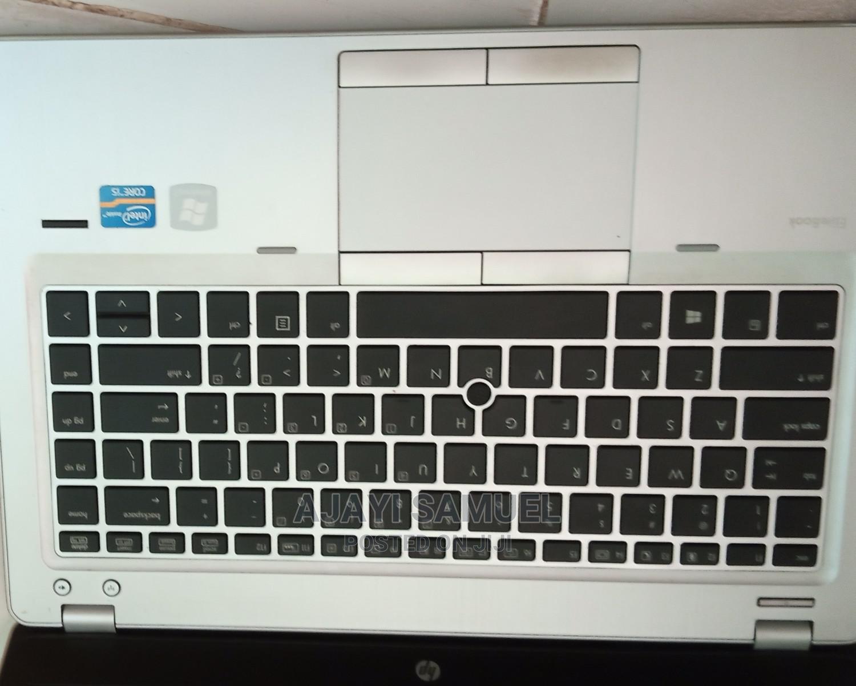 Archive: Laptop HP EliteBook Folio 9470M 8GB Intel Core I5 HDD 1T