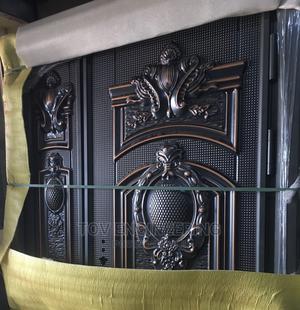 4ft Luxury Copper Security Door | Doors for sale in Enugu State, Enugu