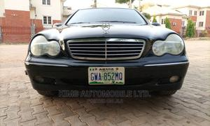Mercedes-Benz C240 2002 Black   Cars for sale in Abuja (FCT) State, Kubwa
