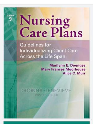 Nursing Care Plans 9th Edition | Books & Games for sale in Lagos State, Yaba