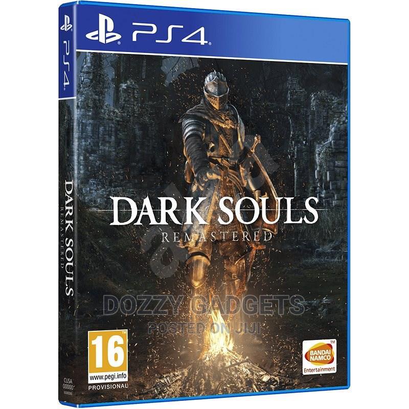 Ps4 Dark Souls Remastered