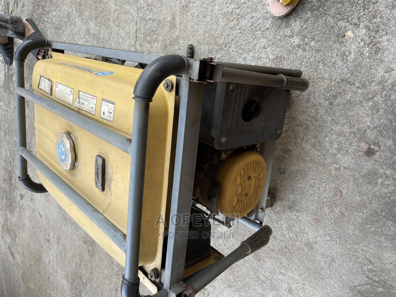 5.5kva Used Thermocool Generator for Sale
