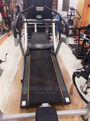 Heavy Duty Manual Treadmill | Sports Equipment for sale in Lagos State, Surulere