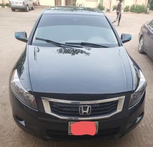 Honda Accord 2008 2.0 Comfort Black   Cars for sale in Kaduna State, Kaduna / Kaduna State