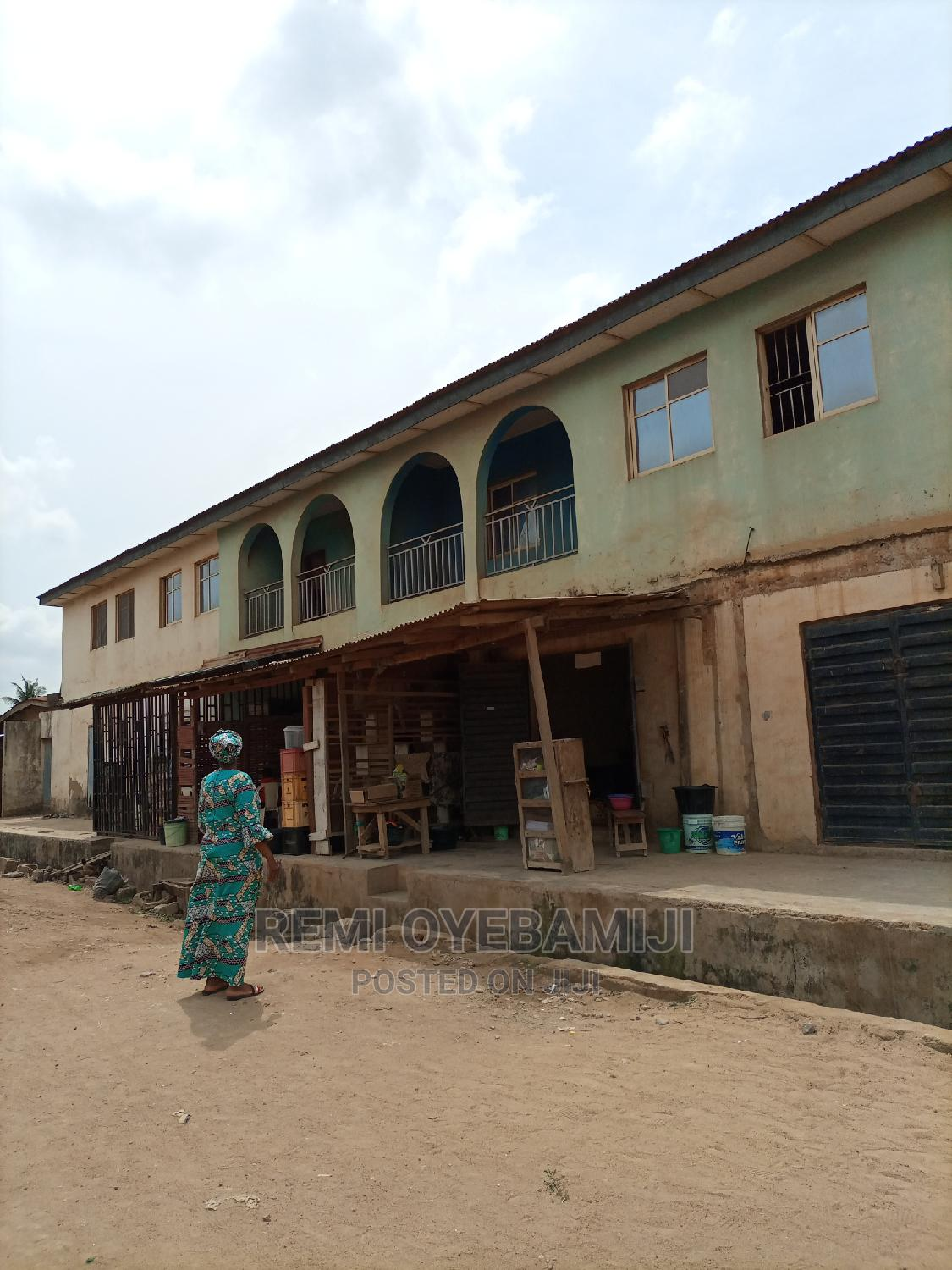 Commercial Property at Opelu for Sale. | Houses & Apartments For Sale for sale in Abule Egba, Lagos State, Nigeria