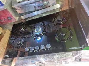 Quality Product -ORAL Italy 5 Gas Burner HOB Auto Ignition   Kitchen Appliances for sale in Lagos State, Ojo