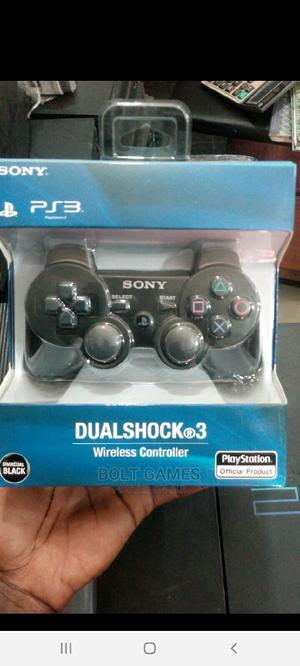 Quality Playstation 3 Pad   Video Game Consoles for sale in Lagos State, Ipaja