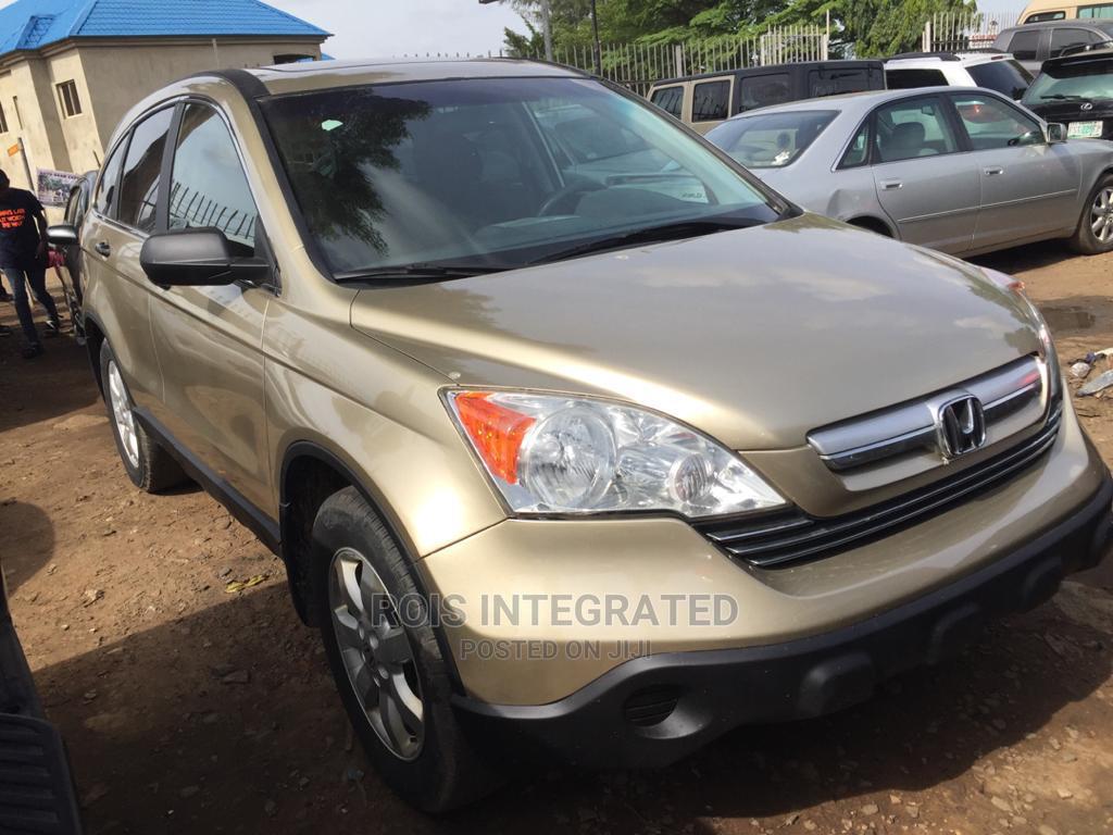 Honda CR-V 2008 Gold