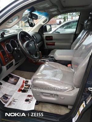 Toyota Sequoia 2010 Gray | Cars for sale in Lagos State, Amuwo-Odofin