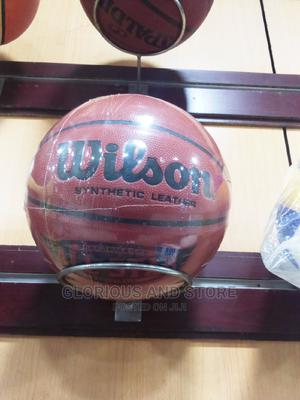 Wilson Outdoor and Indoor Basketball | Sports Equipment for sale in Lagos State, Surulere