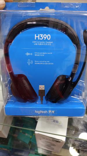 Logitech Headphone   Headphones for sale in Lagos State, Ikeja