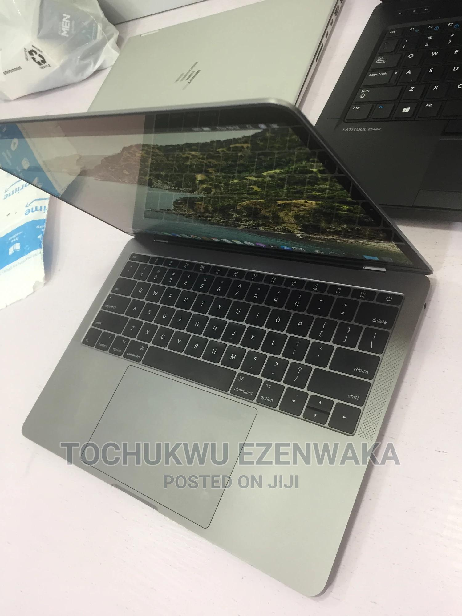 Laptop Apple MacBook Pro 2017 8GB Intel Core I5 SSD 256GB   Laptops & Computers for sale in Port-Harcourt, Rivers State, Nigeria