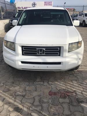 Honda Ridgeline 2006 White   Cars for sale in Lagos State, Lekki