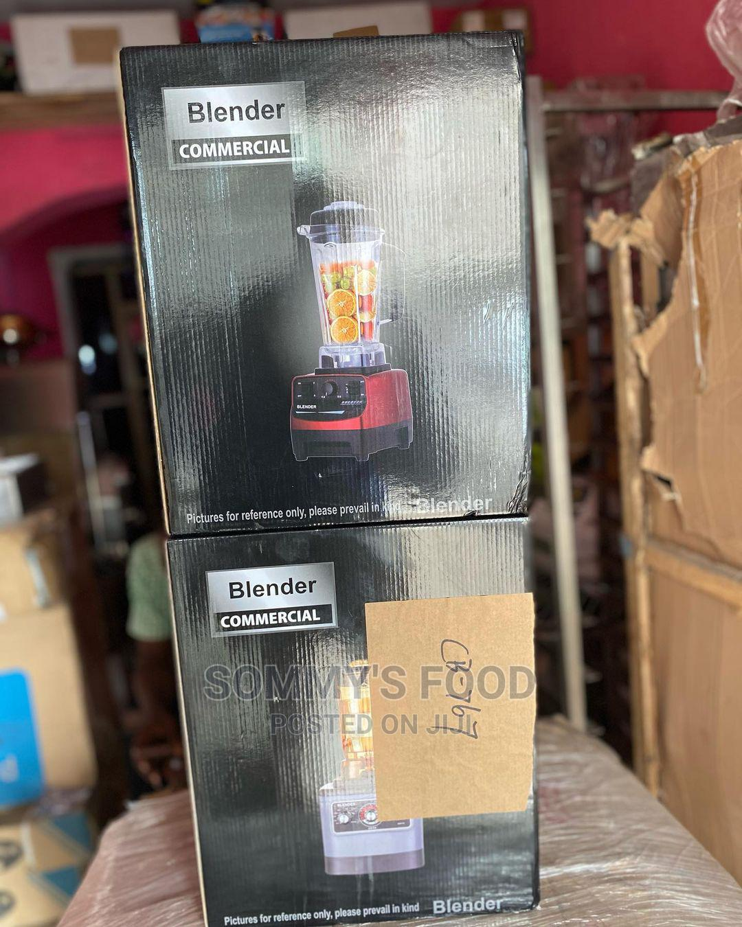 Commercial Food Blender