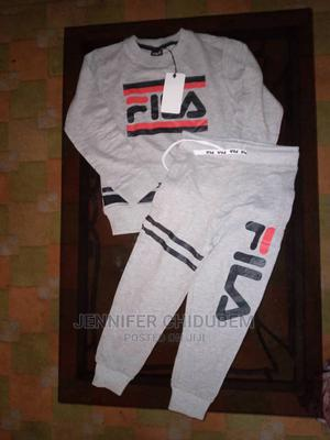 Kiddies*Fila*Joggers*Set*For*Sale | Children's Clothing for sale in Lagos State, Ikeja