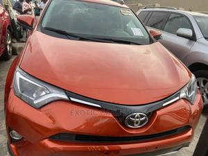 Toyota RAV4 2016 XLE AWD (2.5L 4cyl 6A) Orange | Cars for sale in Oyo State, Ibadan