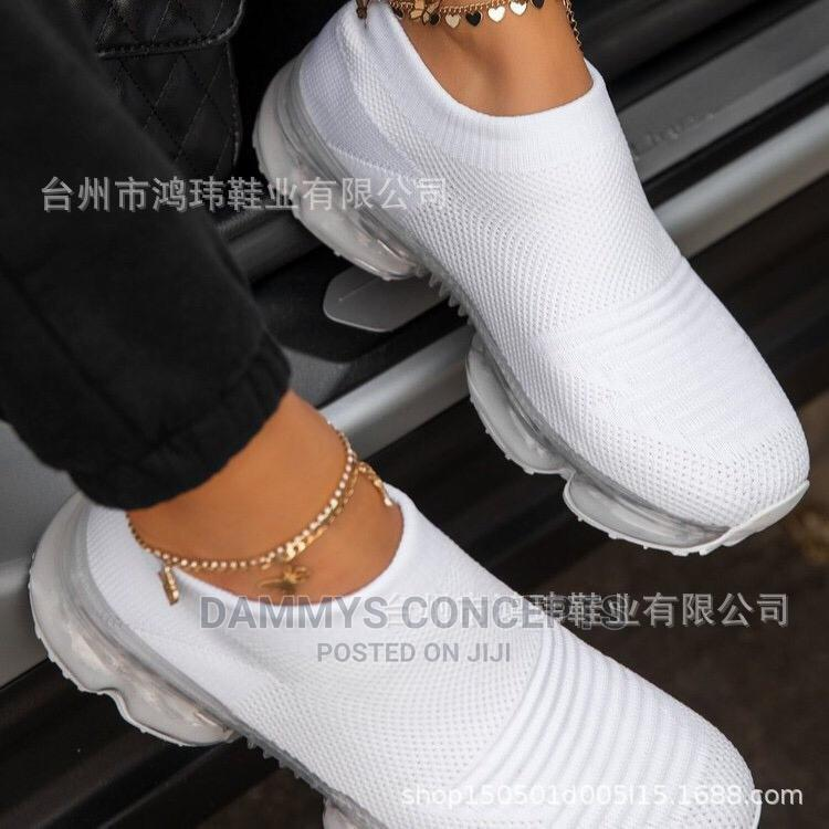 Archive: White and Black Sneakers