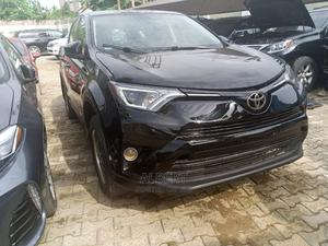 Toyota RAV4 2016 XLE AWD (2.5L 4cyl 6A) Black | Cars for sale in Lagos State, Ikeja