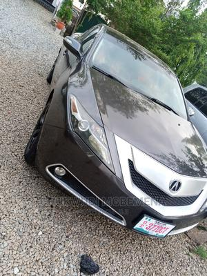 Acura ZDX 2010 Base AWD Brown | Cars for sale in Abuja (FCT) State, Gwarinpa