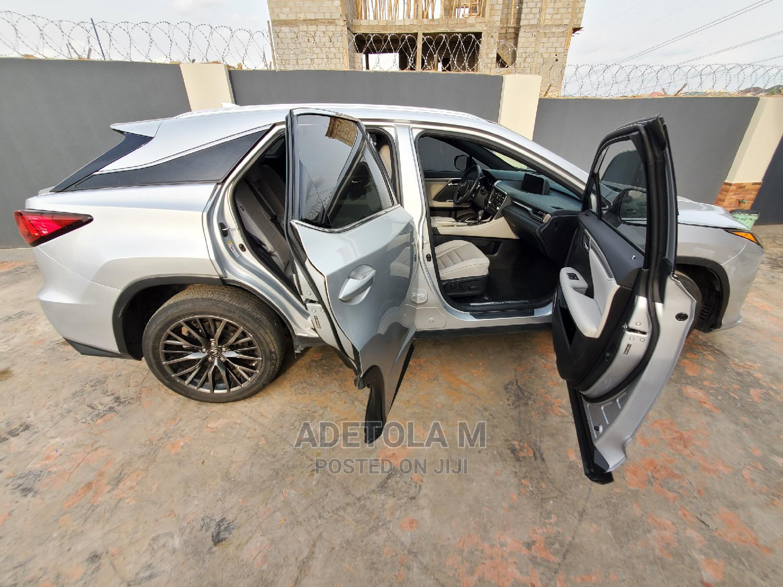 Lexus RX 2016 350 F Sport AWD Silver | Cars for sale in Ibadan, Oyo State, Nigeria