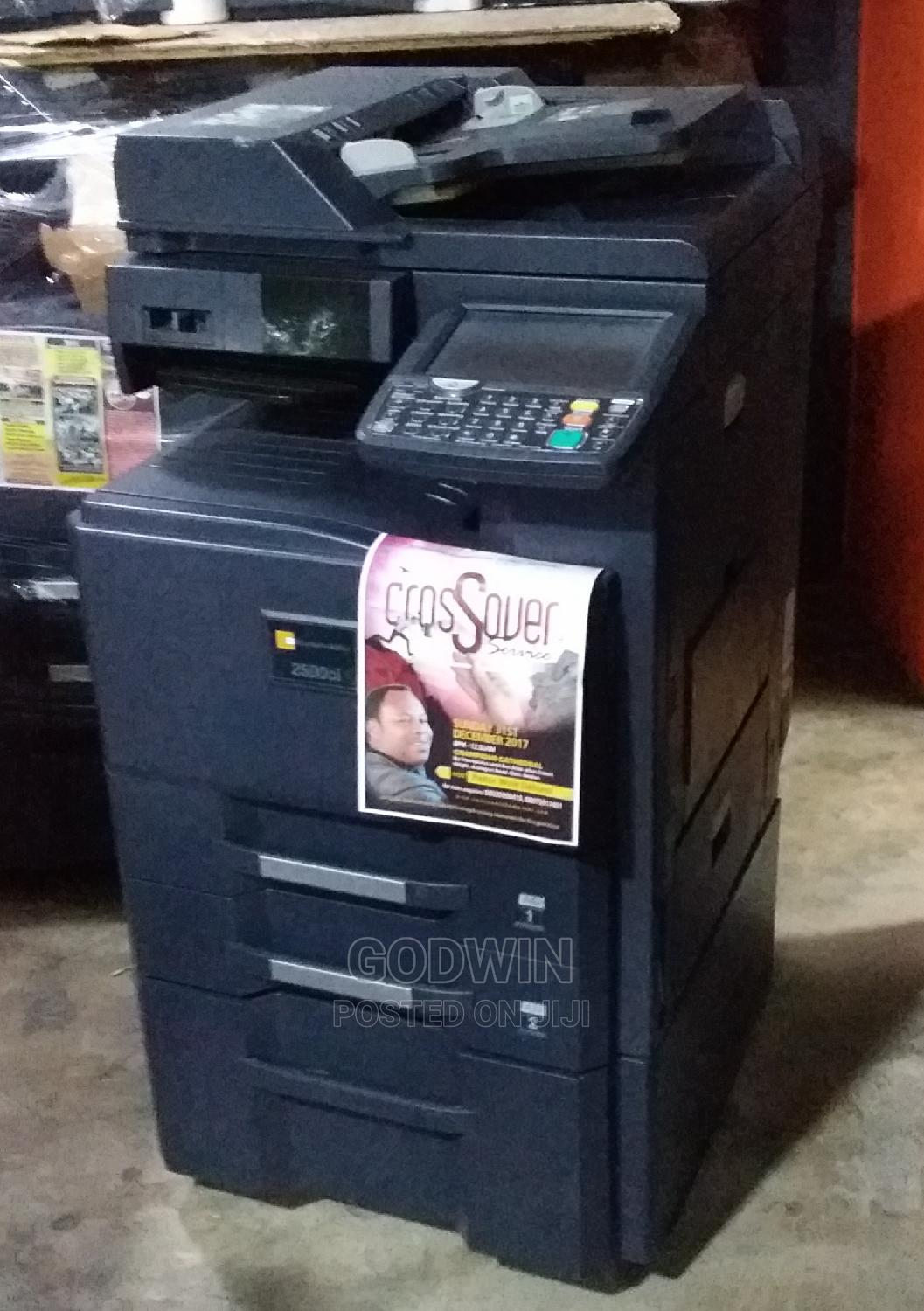 Archive: A3 Colour Direct Imaging Printer/Photocopy/Scan