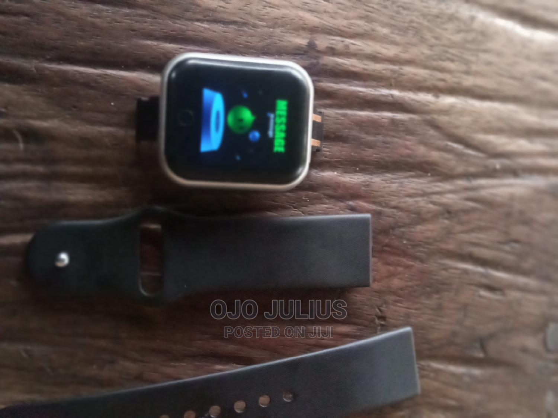 Smart Bluetooth Watch Deeply Waterproof | Smart Watches & Trackers for sale in Ilorin West, Kwara State, Nigeria
