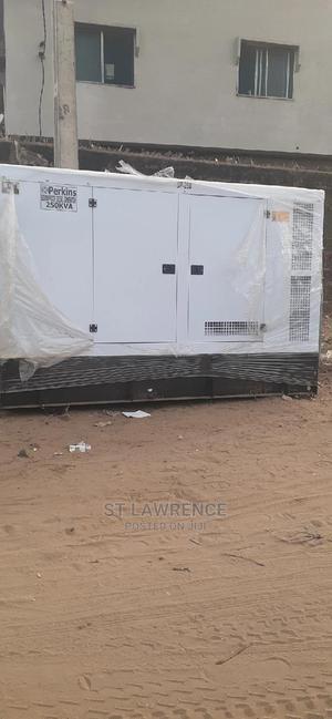20Kva Perkins Diesel Soundproof Generator   Electrical Equipment for sale in Lagos State, Lekki