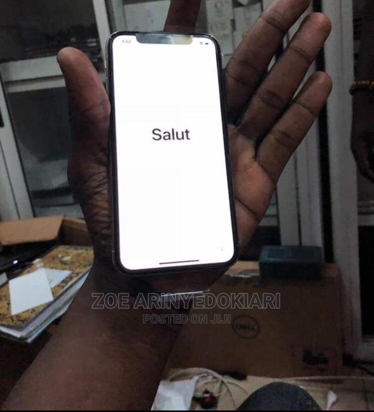 Apple iPhone X 64 GB Black | Mobile Phones for sale in Port-Harcourt, Rivers State, Nigeria