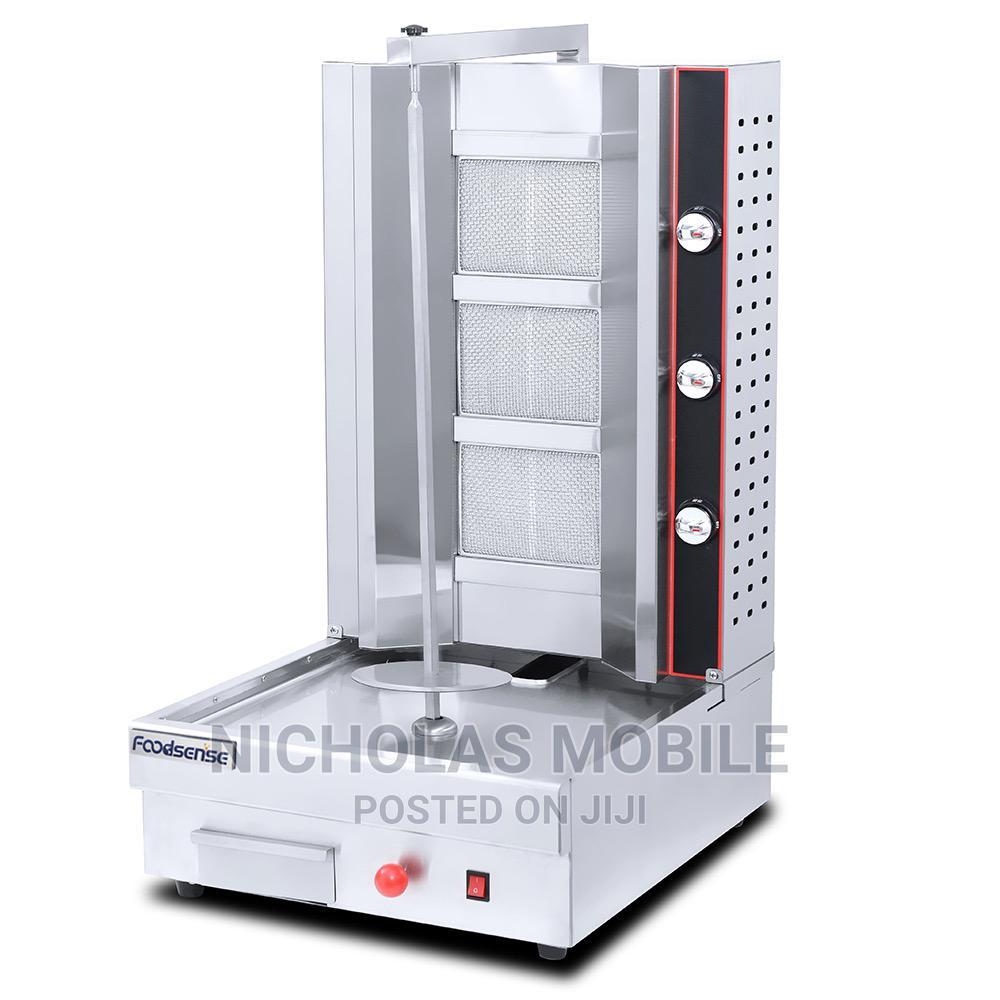 Archive: Gas Shawarma Machine 3 Burners