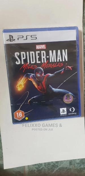 Marvel Spider Man Ps5 | Video Games for sale in Lagos State, Ikeja