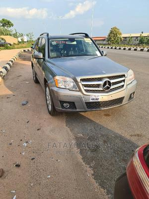 Mercedes-Benz GLK-Class 2011 350 4MATIC Gray | Cars for sale in Ondo State, Akure