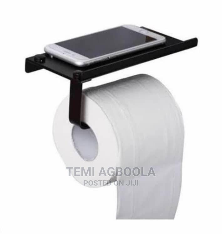 Tissue Holder and Phone Holder