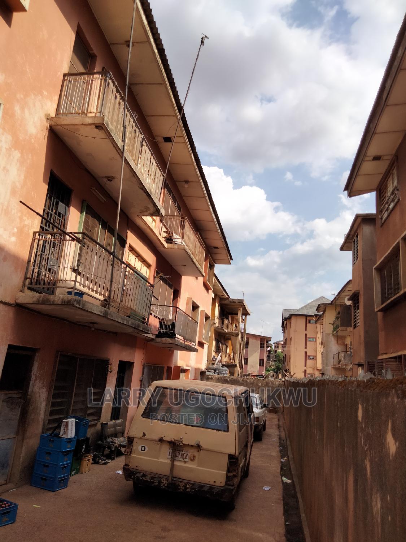 2 Storey Building 3bedroom 6 Flats at Enugu.