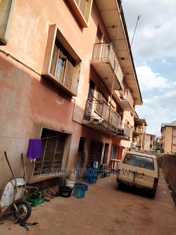 2 Storey Building 3bedroom 6 Flats at Enugu. | Houses & Apartments For Sale for sale in Enugu, Enugu State, Nigeria