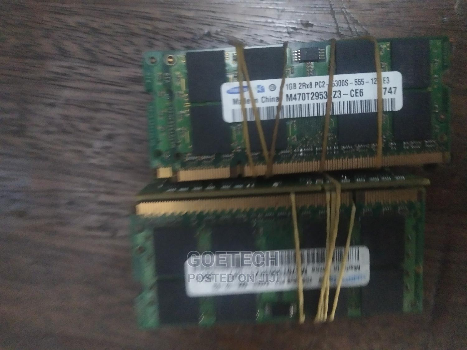 Computer Ram 2gb Ddr 2 3 | Computer Hardware for sale in Surulere, Lagos State, Nigeria